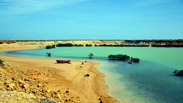 Entre la Guajira et le parc Tayrona, vous pourrez profiter des plages paradisiaques lors de ce trek en Colombie