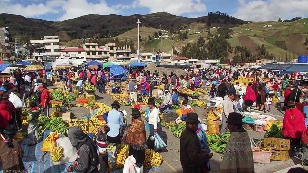 Partez à la rencontre des populations locales de l'Equateur