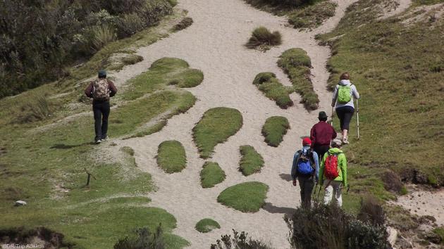 Un trek unique pour découvrir les Andes équatoriennes