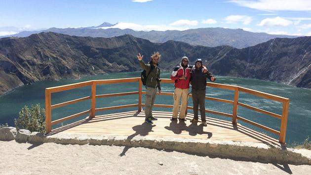 Découvrez la cordillère des Andes équatorienne pendant votre trek