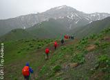 Jours 7 à 9: trek dans la vallée de la rivière Aksakata - voyages adékua