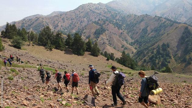 Entre culture et paysage, ce circuit itinérant sur les sentiers de l'Ouzbékistan ravira les amateurs de trek