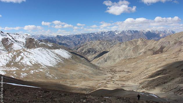 Circuit de randonnée dans le Zanskar, mythiques parcours entre les montagnes