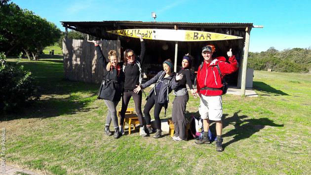 Un trek unique de Port Elizabeth à Port Alfred en Afrique du Sud