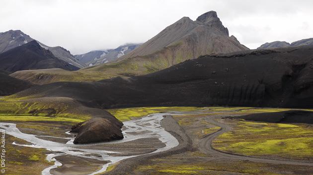 islande en trekking