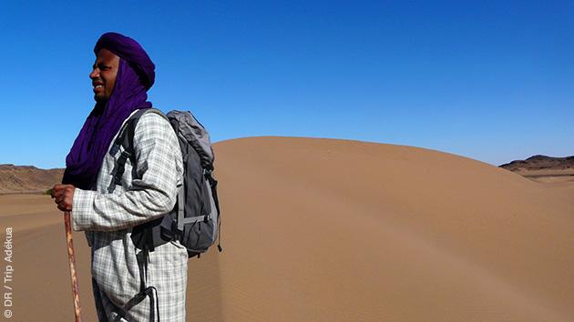 Découverte des dunes de Chegaga dans le désert marocain, point d'orgue du circuit trek