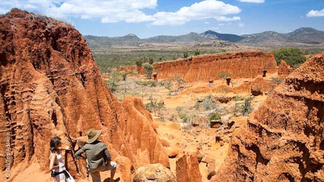 Symphonie de couleurs, paysages de rêves... arpentez les beaux sentiers de randonnées de la Rift Valley au Kenya