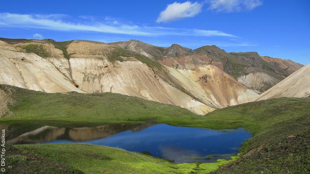 sejour trek en Islande