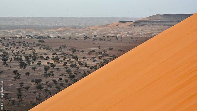 Trek inoubliable dans le désert mauritanien