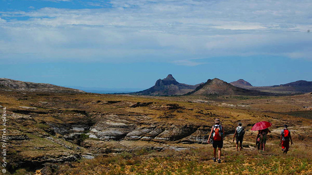 Un circuit trek itinérant dans les magnifiques paysages de Madagascar