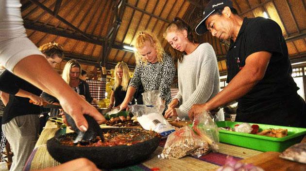 Randonnez à travers les temples de Bali et profitez de vos vacances en toute sérénité