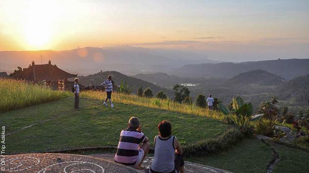 Trekking découverte de Bali en Indonésie