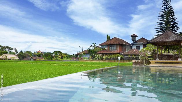 Séjour randonnée en douceur à Bali avec hébergement en hôtels et lodges