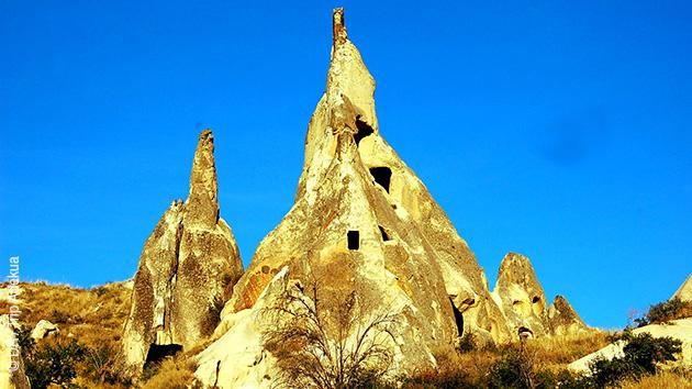 Un circuit trekking mêlant histoire et culture, dans des sites grandioses, en Turquie